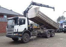 Used Scania 114-340