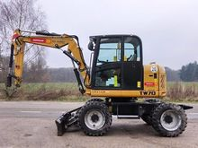 Used Terex TW70 in V
