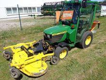 Used John Deere 4100