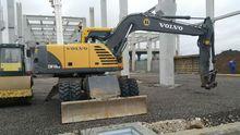 Used VOLVO EW160B in