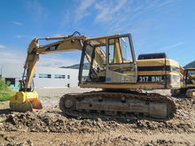 Used CATERPILLAR 317