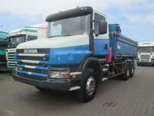 Used 2005 SCANIA T 3