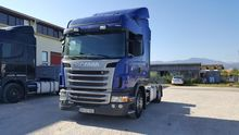Used 2012 SCANIA G44