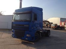 Used 2002 DAF FT 95X