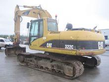 Used CATERPILLAR 322