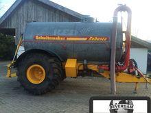 Schuitemaker Robusta 11000. lit