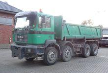 Used 2000 MAN F 2000