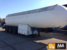ROBINE 3 axle semi trailer LPG