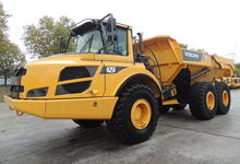 Used VOLVO A25F in L