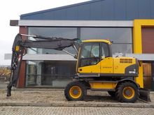 Used Volvo EW140C in