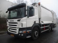 Scania 230 B 6X2/4 EEV XPI