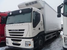 Used 2008 IVECO Stra