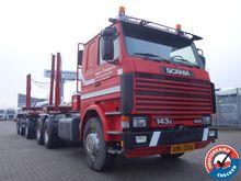 Scania R143 400 V8 Special tran