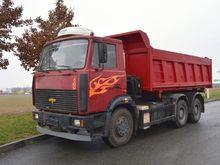 Used MAZ 551669 410
