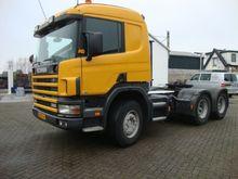 Used Scania 114-380