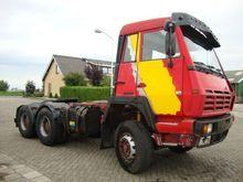 Steyr steyr 32S36 6X4 TREKKER