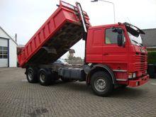 Used Scania 143-500
