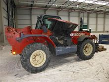 Used Manitou MT 1233