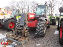 Used Manitou MLT 845