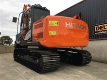 Used HITACHI ZX130LC