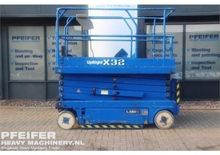 Upright X32 Electric, 11.8m Wor