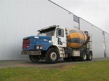 Scania T92H.280 6X2 MIXER MANUA