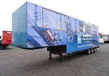 Used Broshuis SEMI /