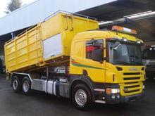 Scania P 420 / Euro 5 / Retarde