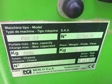 Used Merlo P38.13 in