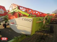 Used CLAAS CAC 660 i