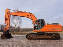 Used Doosan DX300 LC