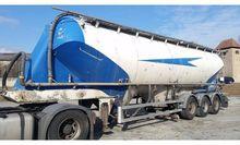 Ardor SVM 48 m³ Cement Silo Eut