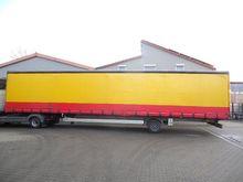 Schmitz Cargobull Tang-Tautline