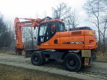 Used Doosan DX 190 W