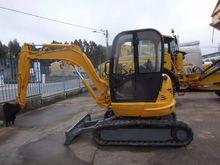 Used JCB 8035 ZTS in