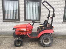 Used tractor compact