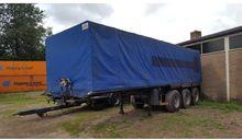 Used Trax heavy tran
