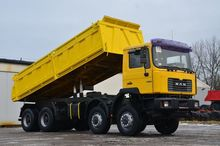 MAN 35.414 8x8 1999 - TIPPER