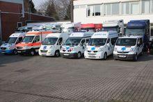 Opel Vivaro 2.0CDTI Ambulance k