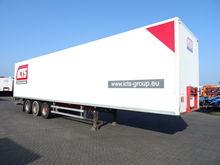 Burg Box, full chassis, SAF, ta