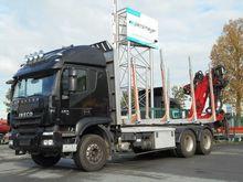 IVECO-MAGIRUS Euro Trakker  AT