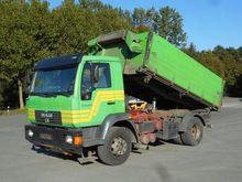 Used 2003 MAN L 2000
