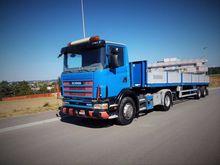 Used Scania 124 GA 4