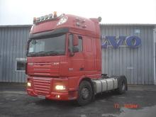 Used 2011 DAF XF105