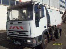 Iveco SEMAT A420- Balayeuse