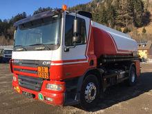 DAF FA 75 Tankwagen Benzin /Die