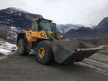 Used 2000 VOLVO L150