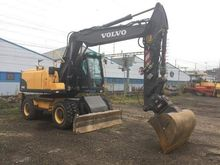 Used VOLVO EW160C in