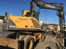 Used VOLVO EW140B in