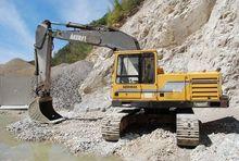 Used AKERMAN EC230 i